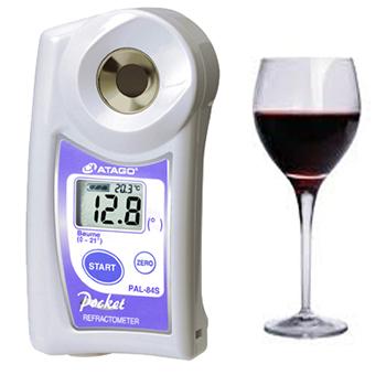 Refraktometry do wina, piwa i alkoholu